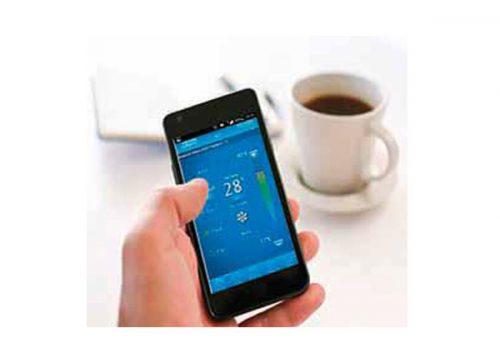 Wifi Gorenje luft/luft varmepumpe
